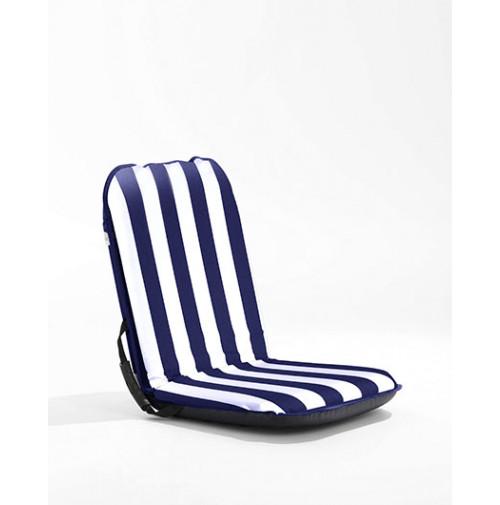Classic Comfort Seat - Regular - 100x48x8cm - Dark Blue/White Stripe - C1126B - Comfort Seat