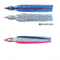 Aurora Finish Octopus - Size 2.5 - 75 mm - Pack of 5 pieces - Size 2.5 - C116-15X - YO-ZURI