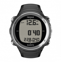 D4F Black for freediving, snorkeling and spearfishing - CO-STSS023198000 - Suunto