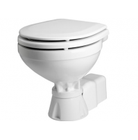 Silent Electric Compact Toilet 24 V - PP80-47231-02 - Johnson Pump
