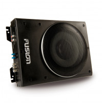 "8"" 600 Watt Super Slim Active Subwoofer - CP-AS1080 - Fusion"