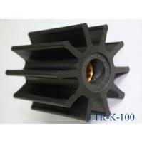 Impeller Spline - CTR-K-100 - ASM