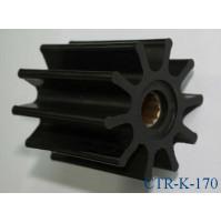 Impeller Spline - CTR-K-170 - ASM