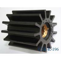 Impeller Spline - CTR-K-196 - ASM