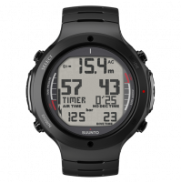 D6I ALL BLACK STEEL - CO-STSS019478000 - Suunto