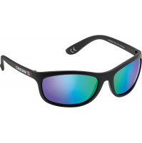 ROCKER WITH BLACK FRAME AND GREEN MIRRORED LENSES - VR-CDB100012 - Cressi