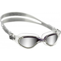 FLASH MIRRORED LENSES - CLEAR SILICONE - GG-CDE2023752X - Cressi