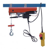 Electric Hoist Winch D Series - 12/24 V - 400 W - BA-DH400D-12/24VX - ASM