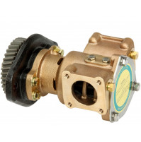 Bronze Flexible Cooling Pump for C1727 Cummins Pump #3897194 - DJ-C1727 - DJ PUMP