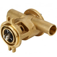 Bronze Flexible Cooling Pump for VOLVO PENTA No. 3583115 - DJ-V09115 - DJ PUMP