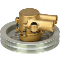 Bronze Flexible Cooling Pump for VOLVO PENTA No. 21255090 - DJ-V55090 - DJ PUMP