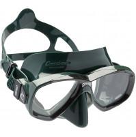 Perla Mask - Green Silicone - MK-CDN208198 - Cressi