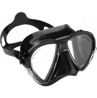 Matrix Mask  - Black silicone - MK-CDS302050 - Cressi