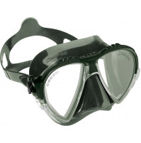 Matrix Mask - Green silicone - MK-CDS309850 - Cressi