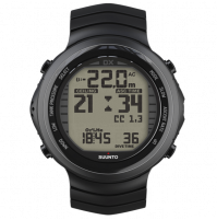 DX BLACK TITANIUM - CO-STSS019015000 - Suunto