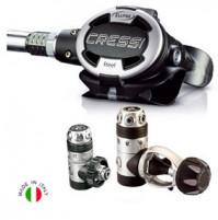 Ellipse Steel / AC10 - RG-CHX810800X - Cressi