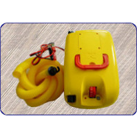 Electric Standard Pump For The Inflatable Boat - IBPHPP2-12V - ASM International