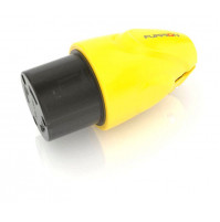 Female Yellow Connector - 16 A - 250 V - F16FMP-SY - FURRION