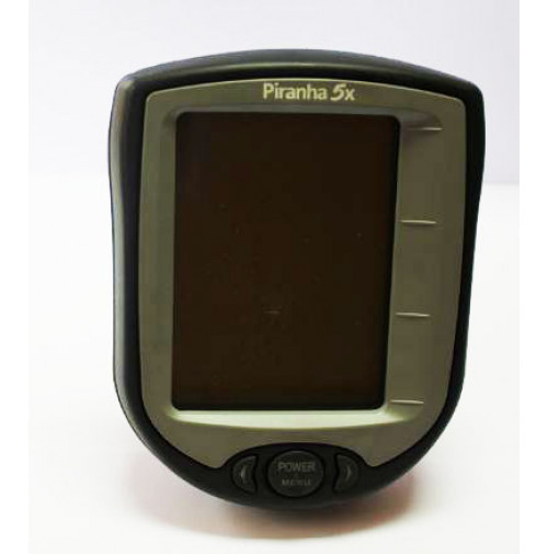 Piranha 5X Fishfinder - without Transducer - FF-HP5X - Humminbird