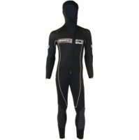 FOCEA First Man 5mm - Overall with hood - WS-B525612X - Beuchat