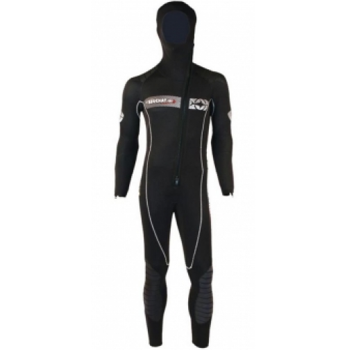 4be66a20 FOCEA First Man 5mm - Overall with hood - WS-B525612X - Beuchat