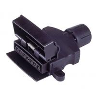 7 Pole Flat Socket - HL4920 - Hella Marine
