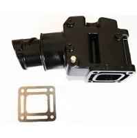 """Exhaust Riser Elbow for MerCruiser Marine 4"""" V6 V8 - HGE-4354A - JSP"""