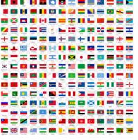INTERNATIONAL FLAGS - SM350102X - Sumar