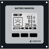 Digital Battery Monitor JBNUM-II - JBNUMII-CPS3 - Cristec