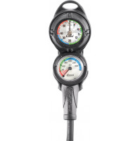 CONSOLE PD2 ( PRESSURE GAUGE BAR + DEPTH GAUGE) - CO-CKC764550 - Cressi