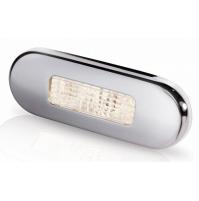 Warm White LED Oblong Step Lamp - 2XT959680431 - Hella Marine
