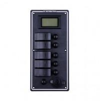 Rocker Switch with 5 Panels - LB5Z/SV - ASM