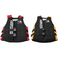 Neoprene Life Jacket - European Safety Standard Approved - LJ-ANFL4X - AZZI Tackle