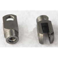 Stainless steel U-shape connector - LX132 - ASM