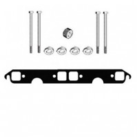 Exhaust manifold mounting package for Mercruiser V8 - MC-1-865735P - Barr Marine