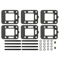 Mounting package for MC-20-61851A2 spacer block kit, Pair - MC-20-61851A2P - Barr Marine