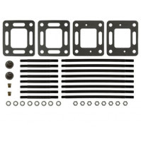 Mounting package for MC-20-93320A3 spacer block kit, Pair - MC-20-93320A3P - Barr Marine