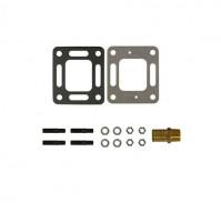 Riser MC-20-98504 Mounting Package For Mercruiser V6-229 C.I.D and 262 C.I.D - MC-20-98504P - Barr Marine