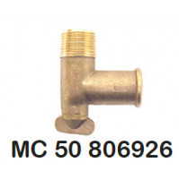 Brass Fitting For Mercruiser V6-229 C.I.D and 262 C.I.D - MC-50-806926 - Barr Marine