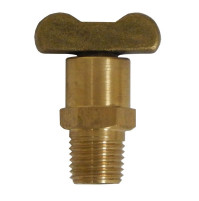 Drain Plug Cock For Mercruiser V6-229 C.I.D and 262 C.I.D - MC-50-87238 - Barr Marine