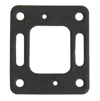 Exhaust Elbow Restrictor Gasket, Replaces MerCruiser part # 41813 For Mercruiser V6-229 C.I.D and 262 C.I.D - MC47-27-41813 - Barr Marine