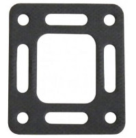Exhaust Elbow Gasket, Replaces MerCruiser part # 27-87105 For Mercruiser V6-229 C.I.D and 262 C.I.D - MC47-27-87105 - Barr Marine