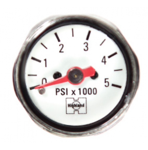 Mini Tech Gauge - CO-XHL501M - XS scuba