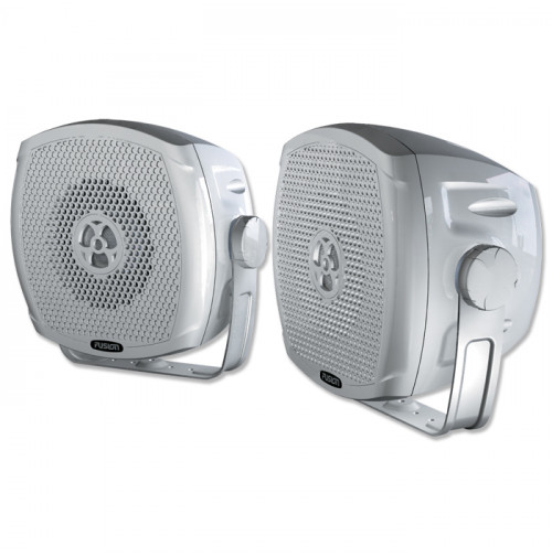 Marine Outdoor Box Speakers - MS-BX402 - Fusion