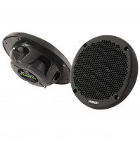 "6"" 150 Watt 2-Way Speakers, MS-EL602B - Black - 010-01502-00 - Fusion"