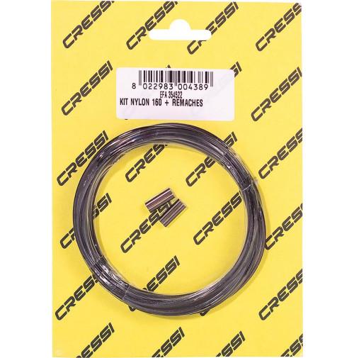 Competition nylon thread Ø 160 - SGPCFA354160 - Cressi
