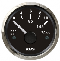 Oil Pressure Gauge - Model - CPPR - 0~5Bar - SS 316 - KY15000 - Kusauto