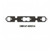 Exhaust manifold to cylinder head gasket for OMC V8-5.0L and 5.7L COBRA - OMC47-909314 - Barr Marine