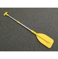 Plastic Kayak Paddle - Length 110/120 cm - PD1-01X - Seaflo