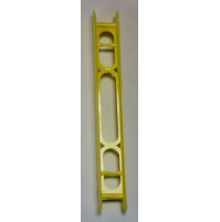 Large Slider Winders - Yellow Color - 16 cm - PL098J16 - Buldo